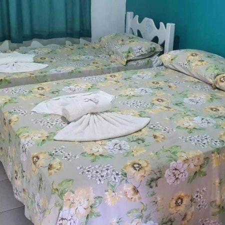 Dormitórios Hotel Fazenda Guimarães em Amélia Rodrigues