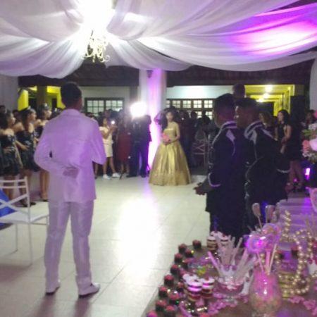 Festa de Casamento no Hotel Fazenda Guimarães
